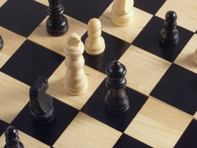 Как поставить мат в три хода