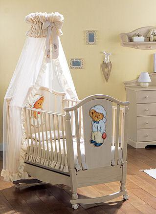 How to sew a canopy for a crib