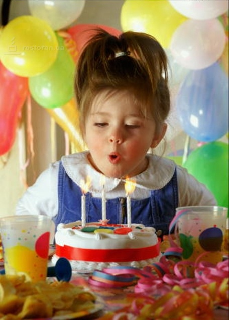 Как сделать день рождения незабываемым в домашних условиях для ребенка