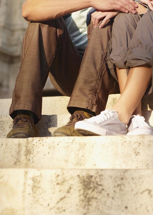 Первое свидание. Чтобы быть вместе, нужно сделать шаг навстречу.