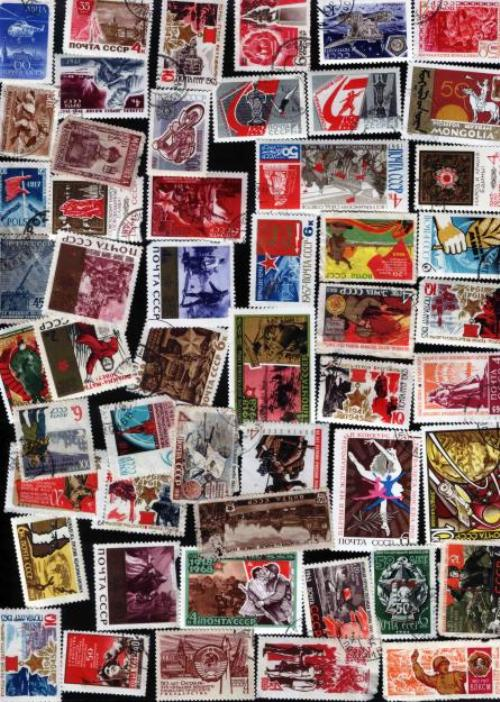 How to find the value of stamps