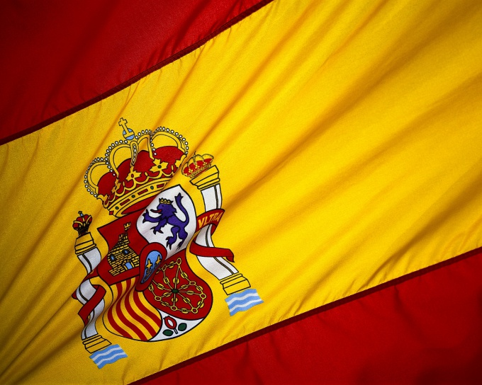 испанский флаг