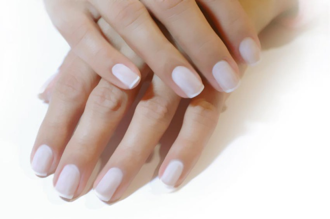 How to align <strong>nails</strong>