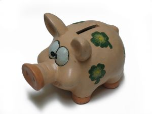 Piggy Bank empty? There is a solution!