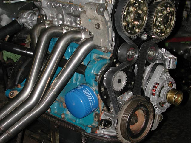 Как сделать двигатель ваз мощнее