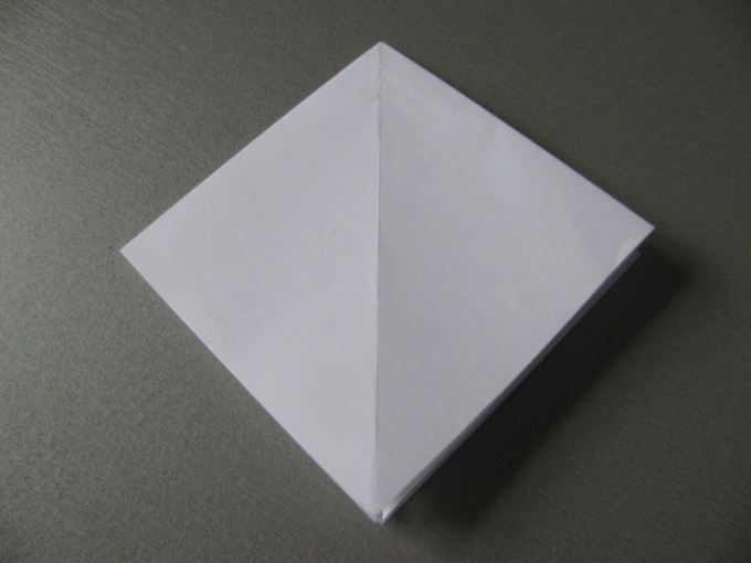 Как сделать <b>ёлку</b> оригами