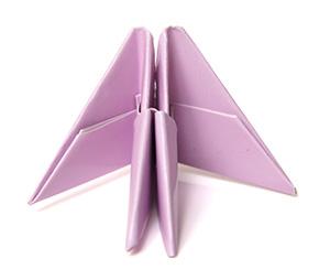 Как сделать <b>лебедя</b> в модульном <strong>оригами</strong>