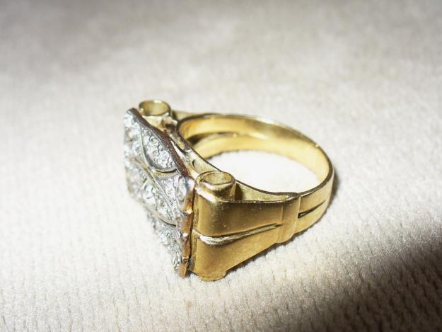 Как сделать перстень