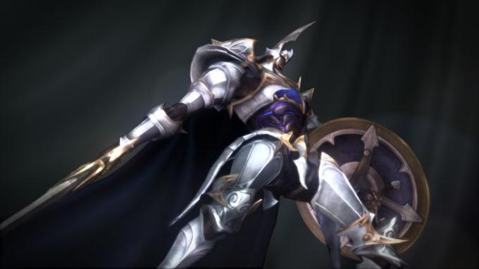 Как сделать рыцарский шлем