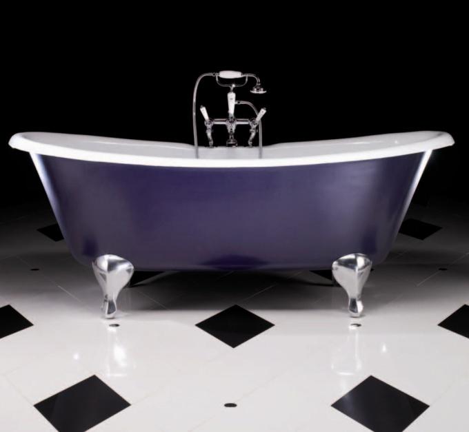 Как ставить ванну в квартире