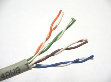 Как соединить два сетевых кабеля