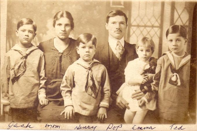 Изучение фамилии - это знакомство с предками