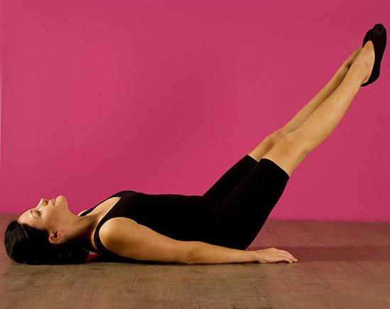 Как сделать ноги прямыми