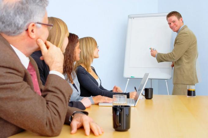 Презентация товара - способ заявить о себе