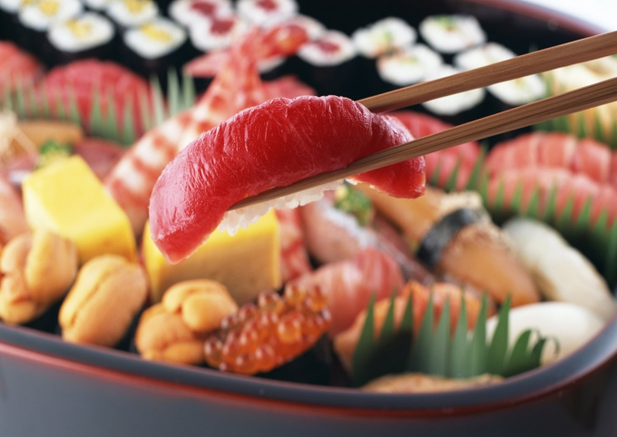 Invite for the development of technological maps on sushi and rolls qualified chef