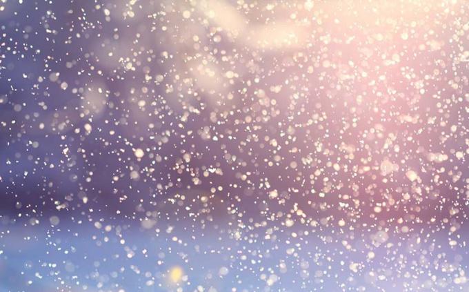 Как сделать снег на сайте