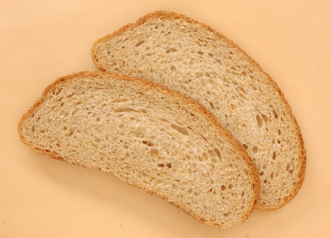 Stale bread is easy to make fresh and fragrant