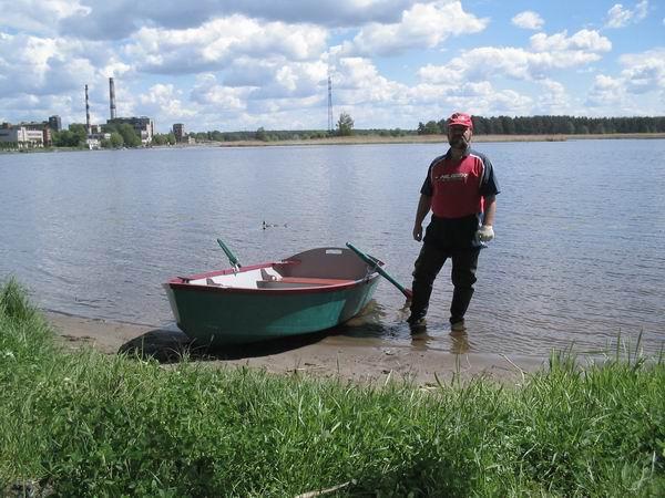 Как сделать лодку из фанеры
