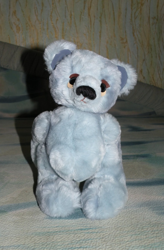 Как сшить медвежонка