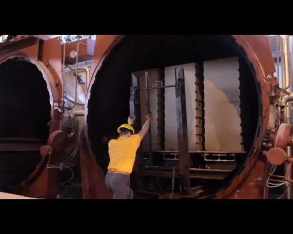 Как сделать газобетон