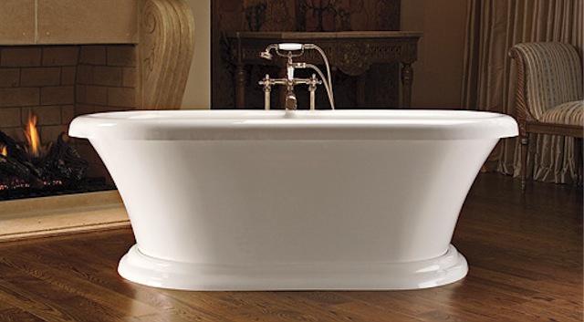 Как украсить ванну