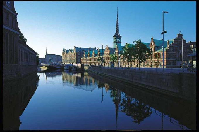 Как уехать в Данию