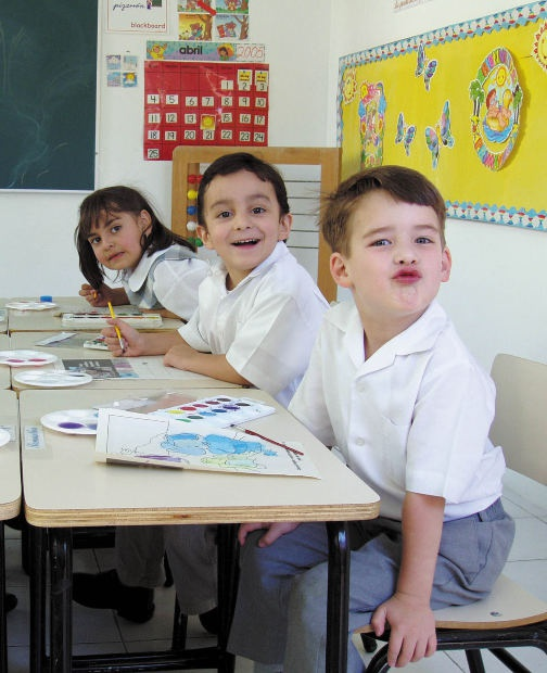 Делать школы лучше надо вместе с учениками.