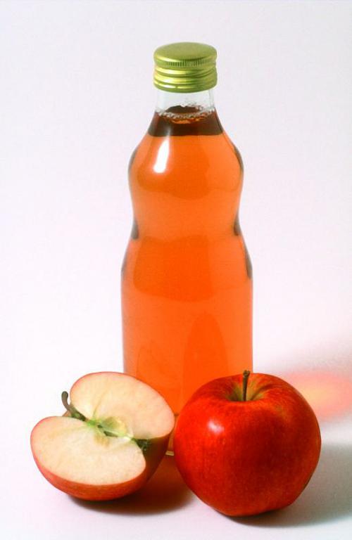 Как делать яблочный уксус