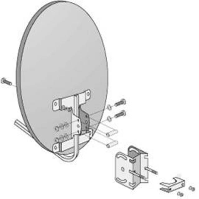Как собрать спутниковую антенну