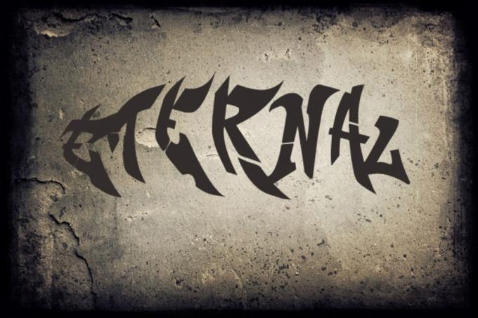 Как рисовать <strong>граффити</strong>