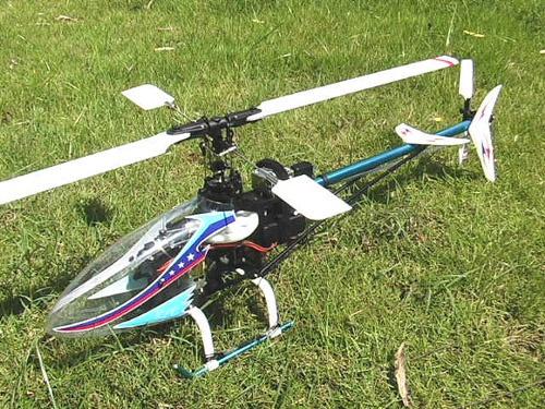 Как сделать летающий вертолёт