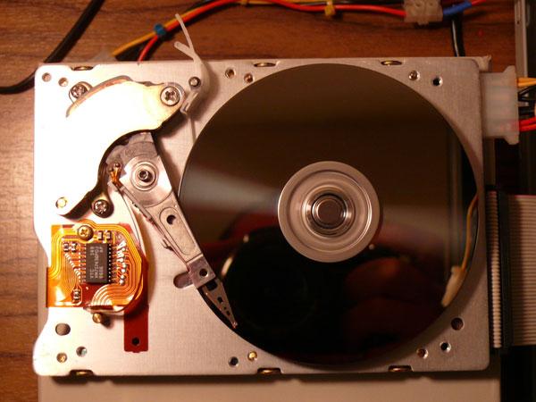 Как изменить букву жесткого диска