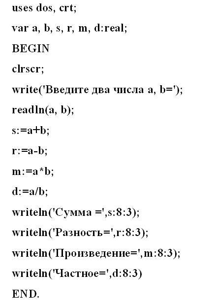 Как программировать на Pascal