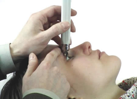 How to measure eye <strong>pressure</strong>