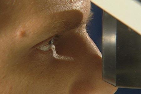 How to measure eye pressure
