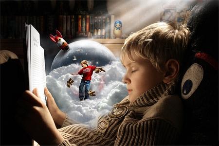 ❶ Как развивать воображение у детей