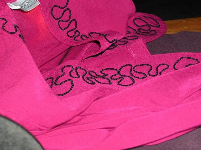 Вышивка сделают вашу кофточку не обычной и уникальной