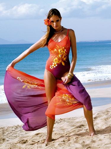 Как сделать платье из подручных материалов