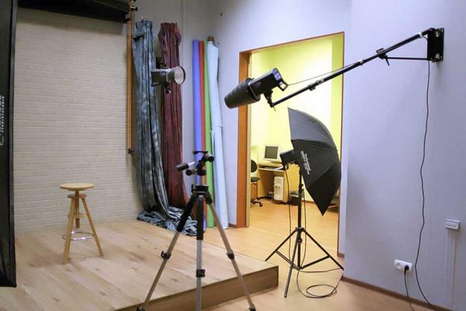 Правильная комплектация фотостудии – один из факторов ее успешности
