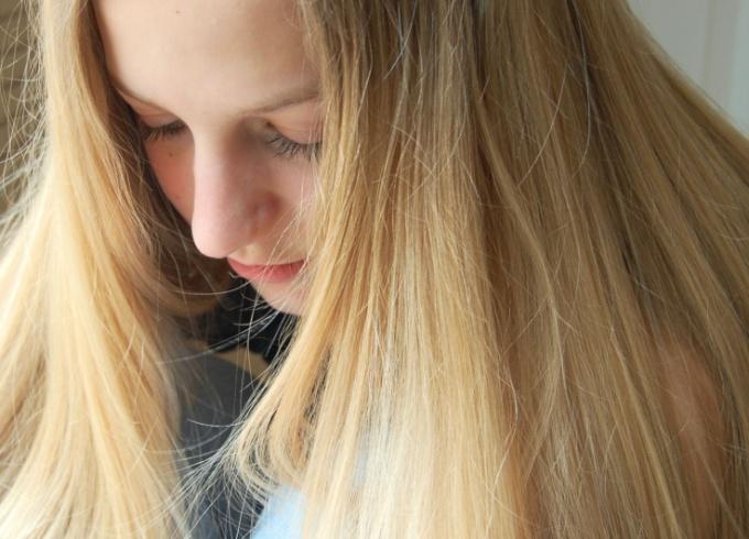 Правильный шампунь - залог красоты волос
