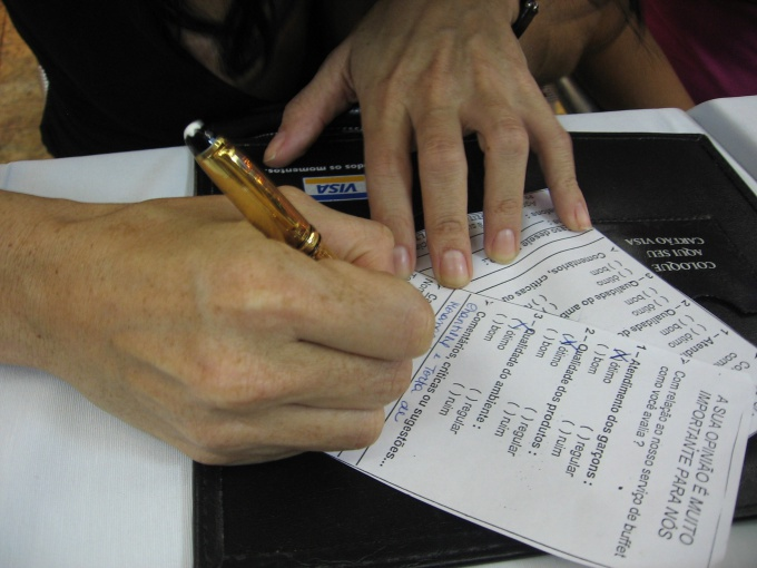 How to fill out the application for registration at the place of residence