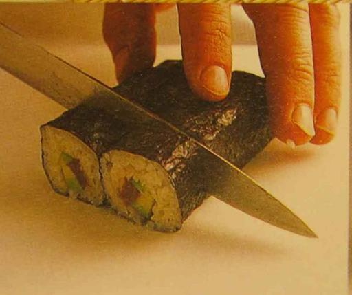 Как готовить <strong>ролл</strong> с <b>лососем</b>