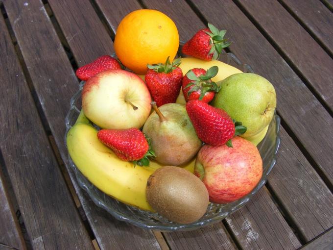 Учитесь хранить фрукты правильно