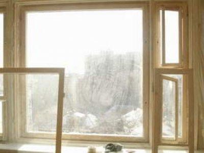 Как сделать <strong>окно</strong> из <b>дерева</b>
