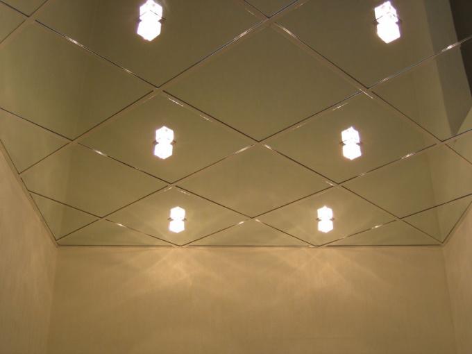 Как установить пластиковые потолки