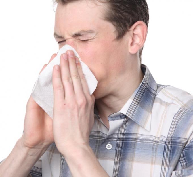 Как устранить заложенность носа