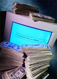 How to earn <strong>money</strong> <em>the Internet</em> <b>home</b>