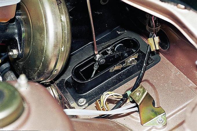 Как заменить тросик