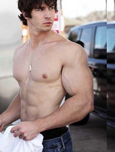 Как увеличить мышцы в фотошопе