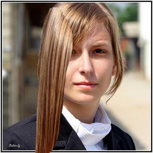 Как удлинить волосы в <b>фотошопе</b>